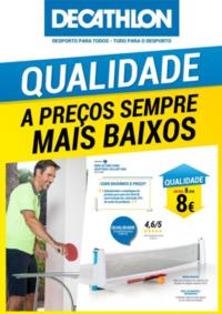 Folhetos DECATHLON Montijo : Qualidade a preços sempre mais baixos