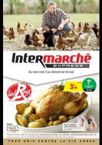 Prospectus Intermarché Express Pantin : Notre sélection Label Rouge