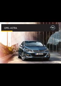 Catálogos e Coleções Opel Torres Vedras : Catálogo Opel Astra