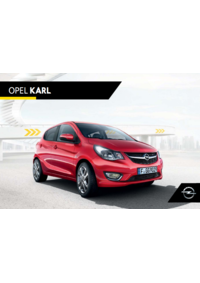 Catálogos e Coleções Opel Torres Vedras : Catálogo Opel Karl
