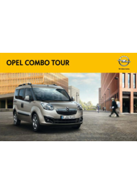 Catálogos e Coleções Opel Moita Rua dos Ferreiros : Catálogo Opel Combo Tour
