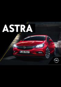 Catálogos e Coleções Opel Moita Rua dos Ferreiros : Catálogo novo Opel Astra