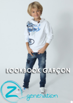 Promos et remises  : Lookbook garçon