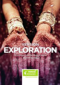 Catalogues et collections Verdié Voyages Paris 16 : La brochure Version Exploration