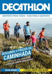 Folhetos DECATHLON Montijo : Descubra o prazer da caminhada