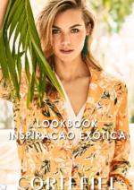 Catálogos e Coleções Cortefiel : Lookbook : Inspiracao exótica