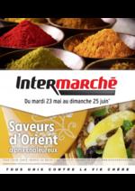 Prospectus Intermarché Hyper : Saveurs d'Orient à prix chaleureux
