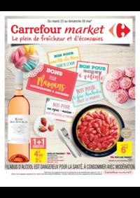 Prospectus Carrefour Market Draveil : Bons pour mamans gourmandes et adorées