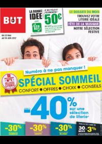 Prospectus But Vendenheim : Spécial sommeil