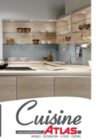 Catalogues et collections Atlas CRETEIL : Le catalogue Cuisine