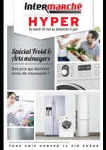 Prospectus Intermarché Hyper : Spécial froids & arts ménagers