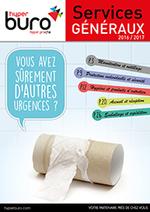 Catalogues et collections  : Catalogue Services Généraux 2016-2017