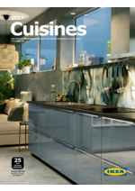 Catalogues et collections  : Catalogue Cuisines 2017
