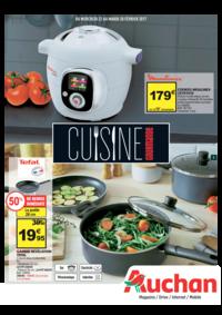 Prospectus Auchan Vélizy : Cuisine gourmande