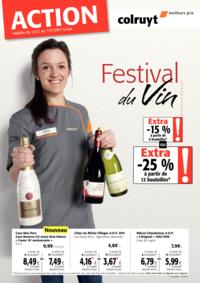 Prospectus Colruyt JAMBES : Festival du vin