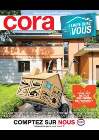 Prospectus Cora LIVRY-GARGAN : Profitez de nos solutions de paiement