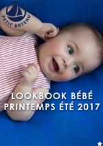 Promos et remises  : Lookbook bébé printemps été 2017