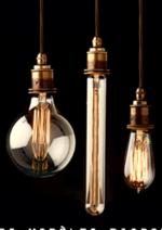 Bons Plans  : Les ampoule filaments effet vintage