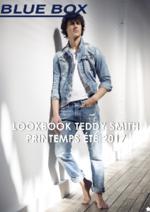 Promos et remises  : Lookbook Teddy Smith printemps été 2017