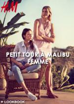 Catalogues et collections H&M : Lookbook femme Petit tour à Malibu