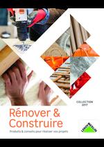 Catalogues et collections Leroy Merlin : Rénover & Construire