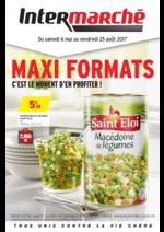 Prospectus Intermarché Hyper : Maxi formats c'est le moment d'en profiter !