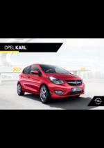 Catálogos e Coleções Opel : Catálogo Opel Karl