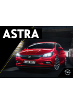 Catálogos e Coleções Opel : Catálogo novo Opel Astra