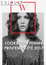 Catalogues et collections IKKS : Lookbook femme : Printemps-Été 2017