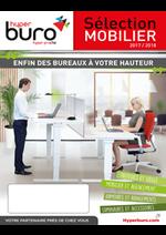 Catalogues et collections Hyperburo : Sélection mobilier 2017-2018