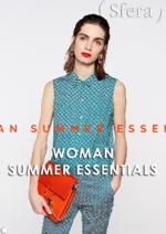 Catálogos e Coleções Sfera : Woman Summer Essentials