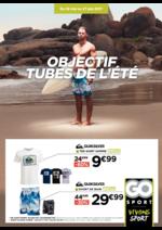 Prospectus Go Sport : Objectif tube de l'été