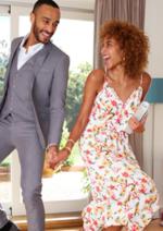 Catalogues et collections La Halle : 5 tenues incontournables pour un mariage