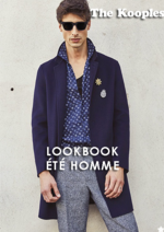 Promos et remises  : Lookbook été homme