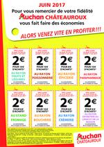 Prospectus  : Les offres Auchan Châteauroux