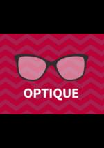 Bons Plans Général d'Optique : Equip. Optique +1€ = 2ème paire + 100€ chèque cadeau
