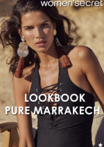 Catálogos e Coleções Women'secret : Lookbook Pure Marrakech