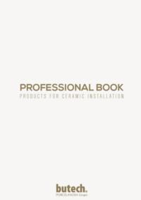 Catálogos e Coleções Porcelanosa Lisboa : Professional Book Butech