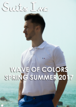 Catálogos e Coleções Suits Inc : Wave of Colors - Spring Summer 2017