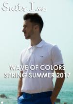 Catálogos e Coleções Suits Inc : Wave of Colors - Spring Summer 2017