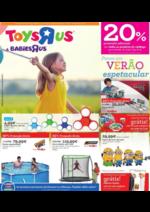 Folhetos Toys R Us : Passa um Verão espetacular