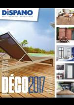 Catalogues et collections Dispano : Catalogue Déco 2017