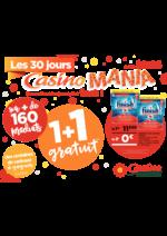 Promos et remises  : Les 30 jours Casino Mania, ça continue toujours plus fort !