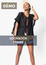 Promos et remises  : Lookbook femme