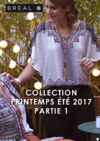Catalogues et collections Bréal Aubervilliers : Collection printemps été 2017 partie 1