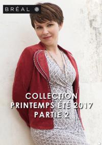 Catalogues et collections Bréal Saint-Mandé : Collection printemps été 2017 partie 2