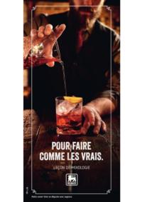 Prospectus Supermarché Delhaize Braine-l'Alleud : Pour faire comme les vrais