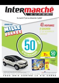 Prospectus Intermarché Super Maintenon : Grand jeu mille bornes III