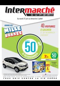 Prospectus Intermarché Super Villeneuve Saint-Georges : Grand jeu mille bornes III