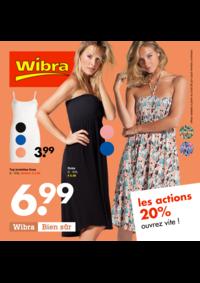 Prospectus Wibra Ukkel : Les actions 20%